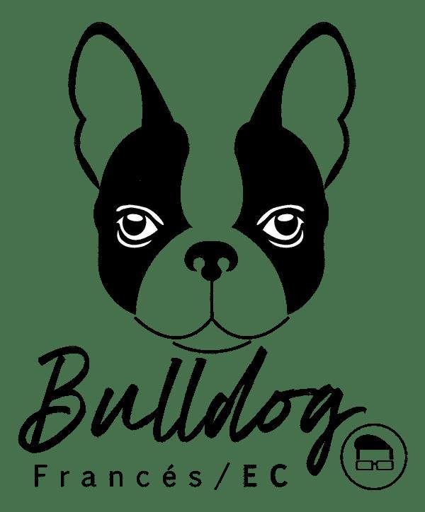 Logotipo Bulldog Francés Ecuador